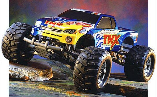 Tamiya TNX 3.0 - 1:8 Nitro Monster Truck