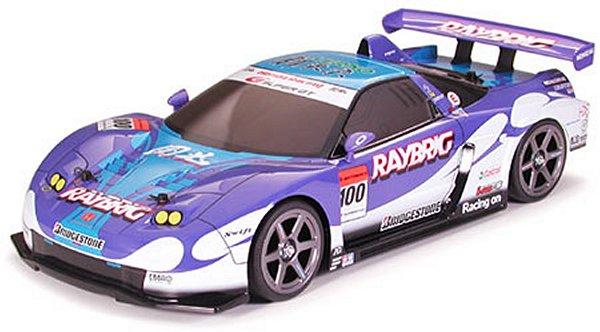 Tamiya Raybrig NSX 2005 - 43524 - 1:10 Nitro On Road