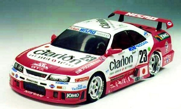 Tamiya Nismo GT-R LM - 44003 - 1:8 Nitro On Road