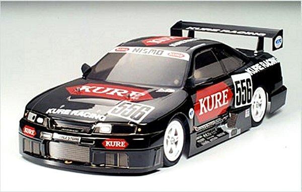 Tamiya Kure Nismo GT-R - 44005 - 1:8 Nitro On Road