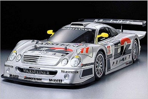 Tamiya Mercedes CLK GTR - 44009 - 1:8 Nitro On Road
