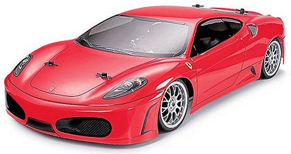 Tamiya Ferrari F430 - 44047 - 1:10 Nitro On Road