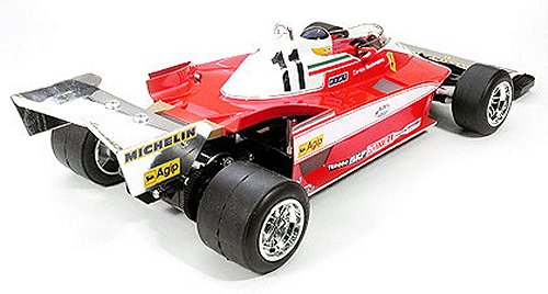 Tamiya Ferrari 312T3 #49191 F103RS Body Shell
