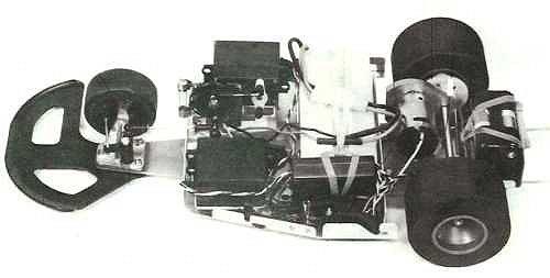 Tamiya B2B Racing Sidecar #58017 Chassis