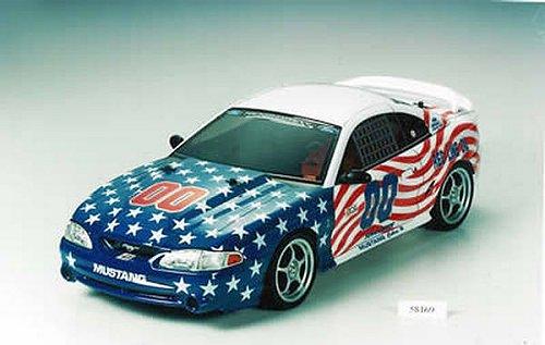Tamiya Ford SVT Mustang Cobra-R #58169 TA02 Body Shell