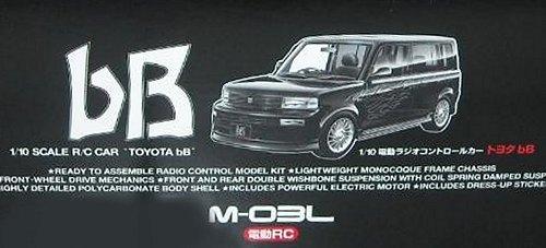 Tamiya Toyota bB #58265 M-03L