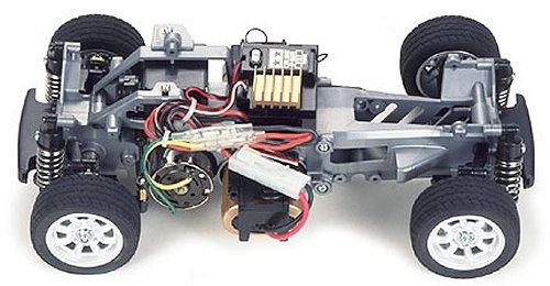 Tamiya Toyota bB #58265 M-03L Chassis