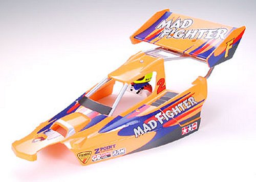 Tamiya Mad Fighter #58275 DT-01 Body Shell