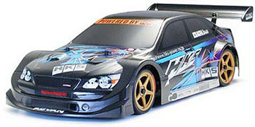 Tamiya HKS Racing Altezza #58276 TA-04R Body Shell