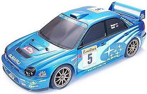 Tamiya Subaru Impreza WRC 2001 #58277 TL-01 Body Shell