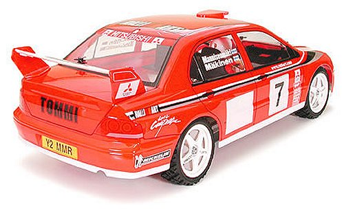 Tamiya Mitsubishi Lancer Evolution VII WRC #58286 TB-01 Body Shell