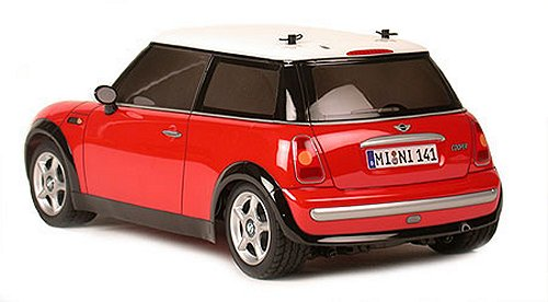 Tamiya BMW Mini Cooper #58295 M-03L Body Shell