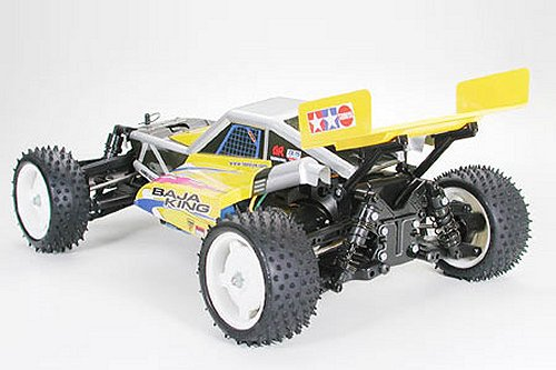 Tamiya Baja King #58301 TL01B Body Shell