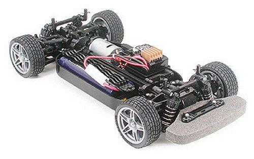 Tamiya Nissan 350Z Race-Car #58304 TT01 Chassis