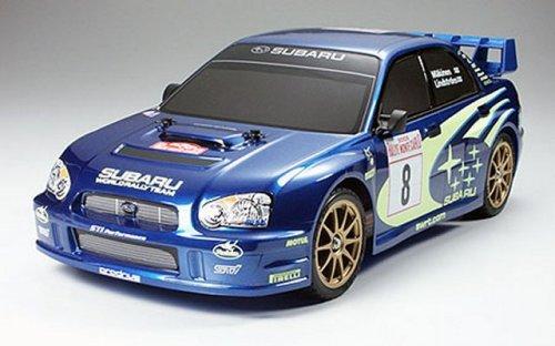 Tamiya Subaru Impreza WRC 2003 #58305 TT-01 Body