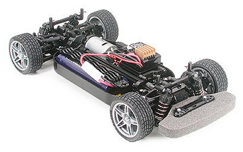 Tamiya Ford Focus RS WRC 03 #58308 TT-01 Chassis