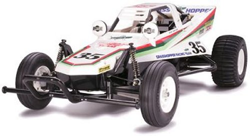 Tamiya Grasshopper 2005 #58346 Body Shell