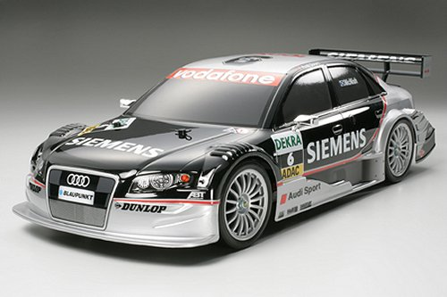 Tamiya Audi A4 DTM 2005 Team Abt-Sportsline #58363 TT-01 Body Shell