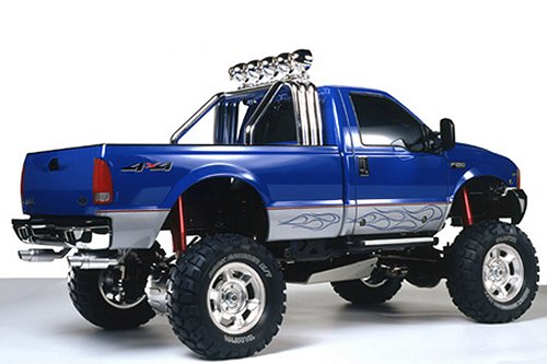 Tamiya Ford F350 High-Lift #58372 Body Shell