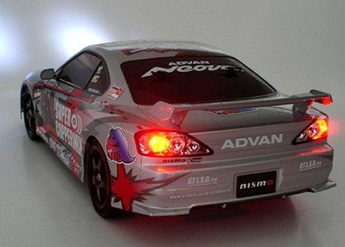 Tamiya Nismo Coppermix Silvia #58373 TT-01 Body Shell