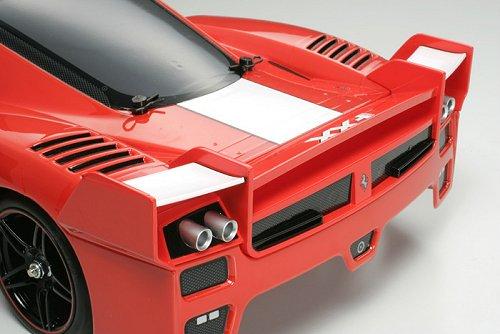 Tamiya Ferrari FXX #58378 TA-05 Body Shell