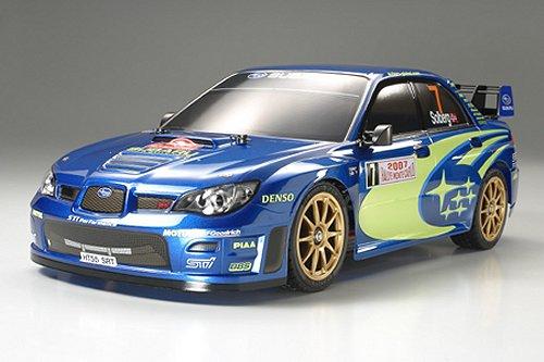 Tamiya Subaru Impreza WRC Monte Carlo 07 #58390 TT-01 Body Shell