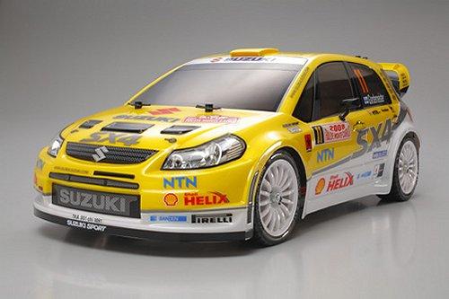 Tamiya Suzuki SX4 WRC #58408 TT-01E Body Shell