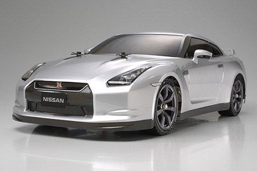 Tamiya Nissan GT-R #58411 TT-01E Body Shell