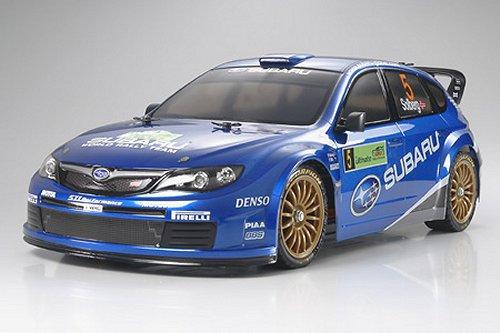 Tamiya Subaru Impreza WRC 2008 #58426 TT-01E Body Shell