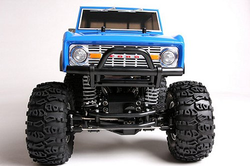 Tamiya Ford Bronco 1973 #58436 CR-01 Body Shell