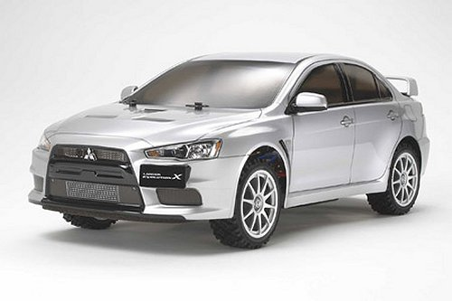 Tamiya Mitsubishi Lancer Evolution X #58440 DF-03Ra Body Shell