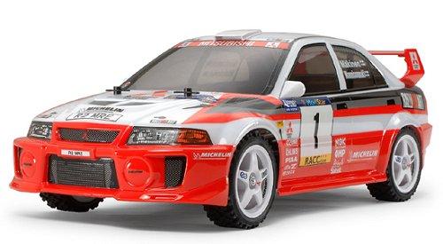 Tamiya Mitsubishi Lancer Evolution V WRC #58461 DF-03Ra Body Shell