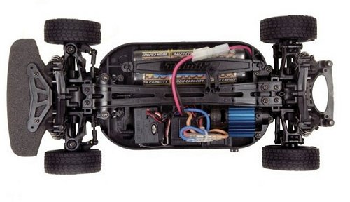 Tamiya Honda Civic Type-R R3 JAS Motorsport #58480 TT-01E Chassis