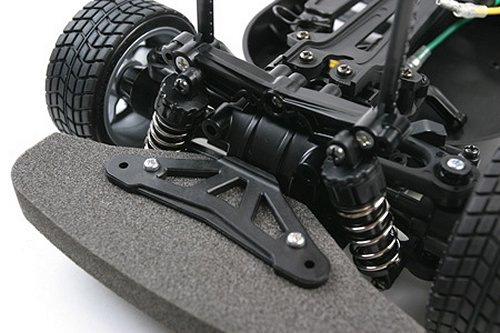Tamiya Honda Civic Type-R R3 JAS Motorsport #58480 TT-01E Front