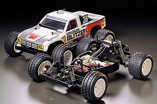 Tamiya Stadium Blitzer 2010 #58482 Body Shell
