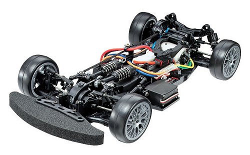 Tamiya Sumo Power GT Nissan GT-R #58488 TA06 Chassis