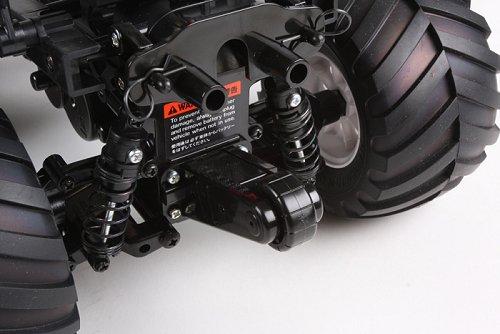 Tamiya Volkswagen Type 2 Wheelie (T1) #58512 WR-02 Rear