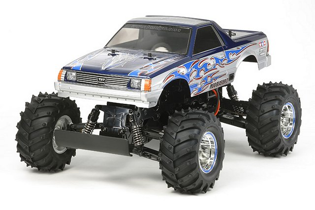 Tamiya Mud Blaster II - #58514 - 1:10 Electric Monster Truck