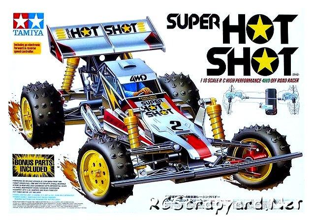 Tamiya Super Hotshot 2012 - #58517