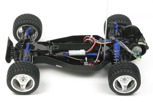 Tamiya Street Rover #58522 DT-02 Chassis