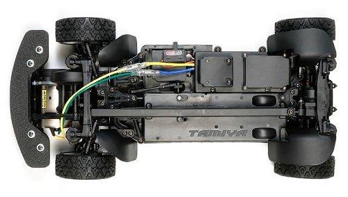 Tamiya Subaru Impreza WRX STi Team Arai #58528 XV-01 Chassis