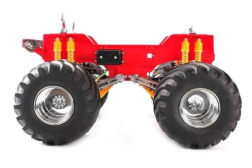 Tamiya Bullhead 2012 #58535 Chassis