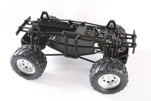 Tamiya Agrios - #58549 TXT-2 Chassis