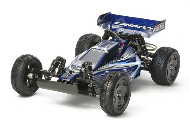 Tamiya Fighter Buggy SV - DT-02 #58553