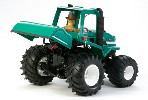 Tamiya Farm King - Wheelie - #58556 WR-02 Body Shell