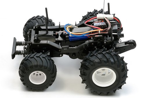 Tamiya Farm King - Wheelie - #58556 WR-02 Chassis