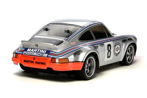 Tamiya Porsche 911 Carrera RSR #58571 TT-02 Body Shell