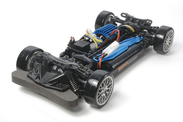 Tamiya TT-02D - 1:10 Electric Model Drift Car Chassis