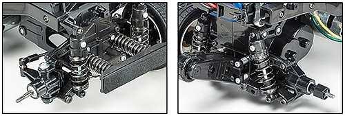 Tamiya Honda City Turbo - #58611 WR-02C
