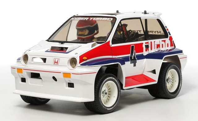 Tamiya Honda City Turbo #58611